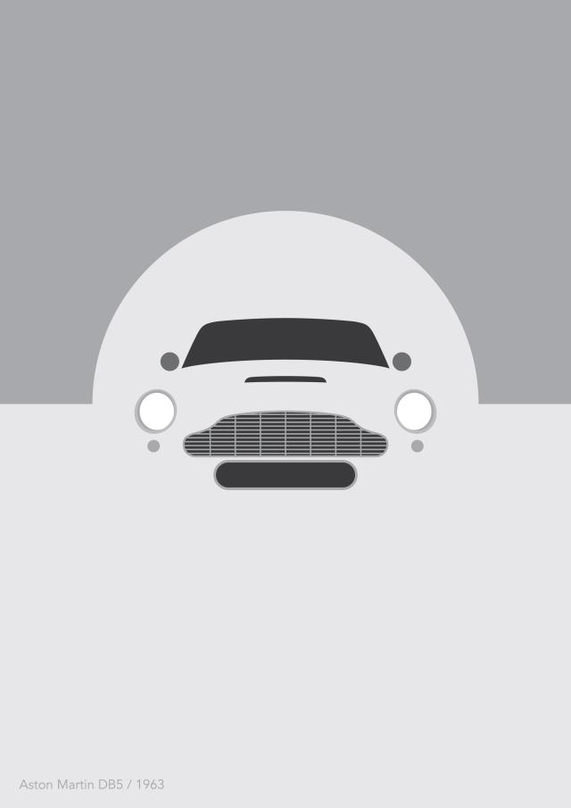 Aston Martin minimal