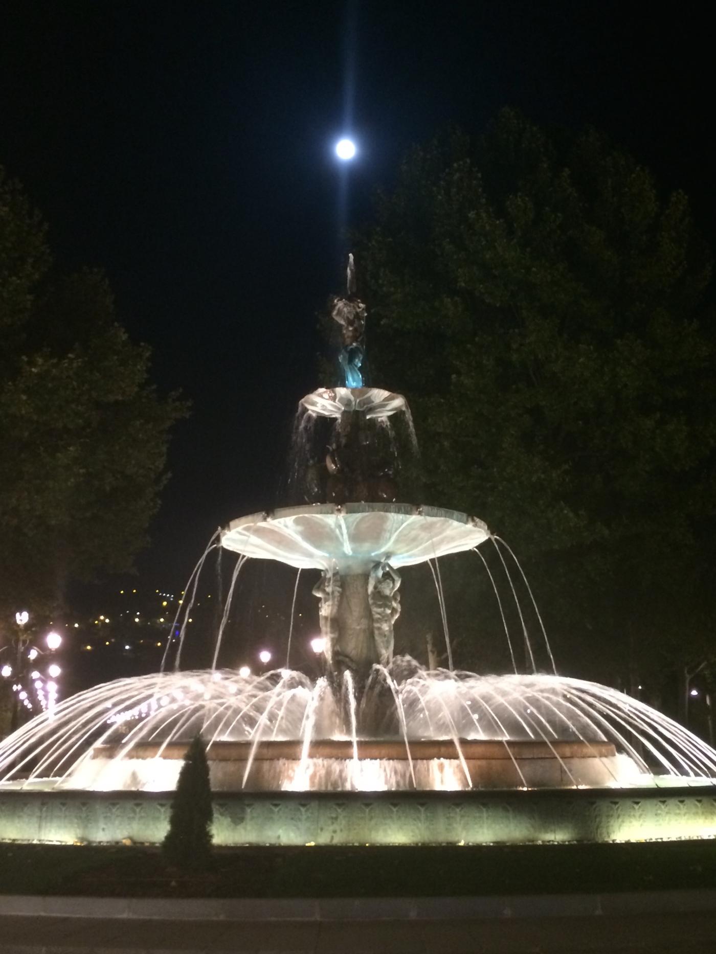 Granada Fountain