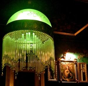 Verdi chandelier
