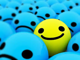 Yellow Blue Ball